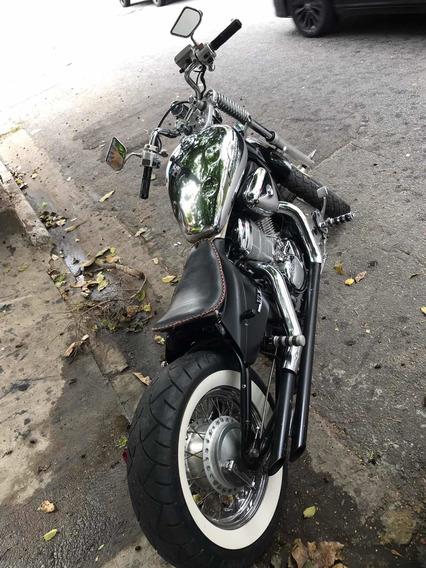 Honda Shadow 660 Vtx Honda/vt600c Shadow