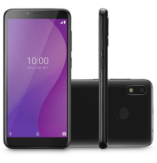 Smartphone Multilaser G 4g 16gb Preto - P9095(novo)