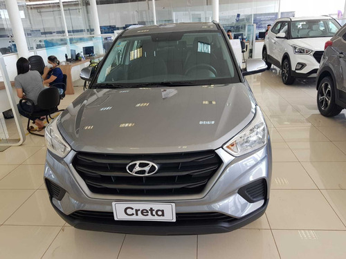 Hyundai Creta Action 1.6 (aut) (flex)