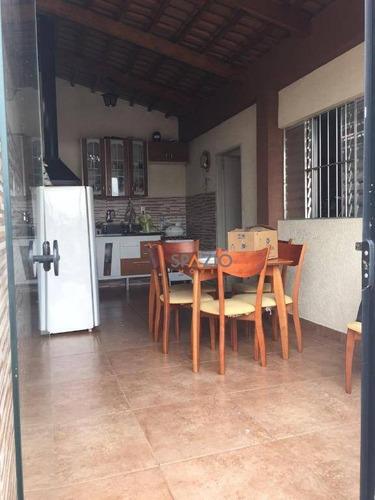 Imagem 1 de 28 de Casa Com 3 Dormitórios À Venda, 100 M² Por R$ 230.000 - Parque Residencial Brasília - Rio Claro/sp - Ca0361