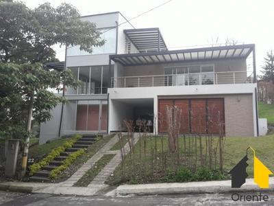 Casas En Arriendo Rionegro 874-574