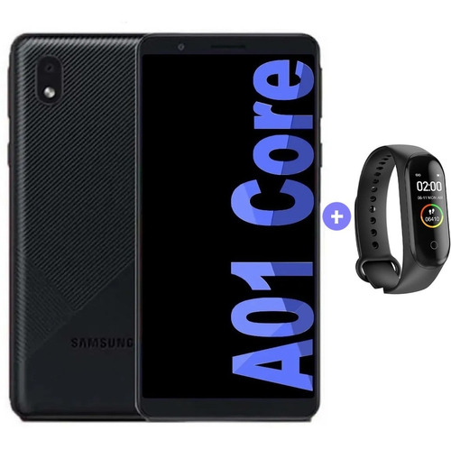 Celular Samsung Galaxy A01 Core 16 Gb 1 Gb Ram + Samrtwatch