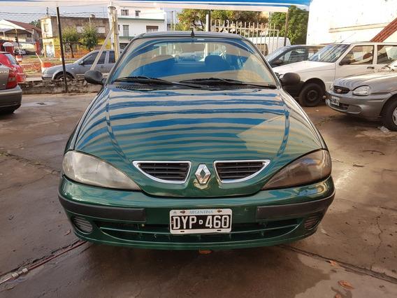 Renault Megane 1,9 Td Full 2002 Exelente,permuto Y Financio