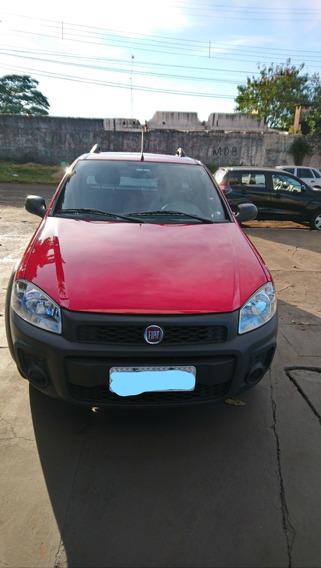 Fiat Strada Hard Working 1.4 Flex 17/18