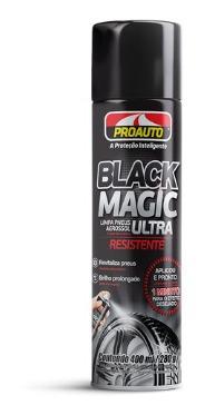 Imagem 1 de 1 de Black Magic Para Pneus - Proauto