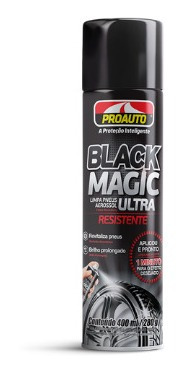 Black Magic Para Pneus - Proauto