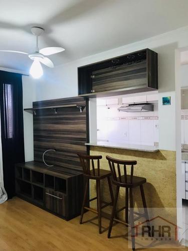Apartamento Para Venda Em Suzano, Vila Figueira, 2 Dormitórios, 1 Banheiro, 1 Vaga - 603_1-1433241