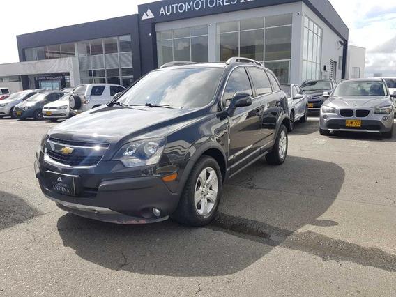 Chevrolet Captiva Sport Automática Sec 2016 Fwd 2.4 481