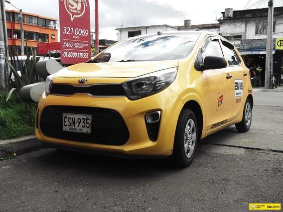 Taxis Kia Picanto Ekotaxi Lx