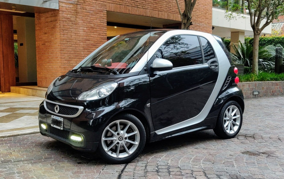 Smart Fortwo 2013 1.0 Passion 84cv