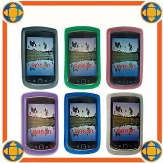 Forro Protector Blackberry 9800 9810 Acrigel Manguera Nuevo