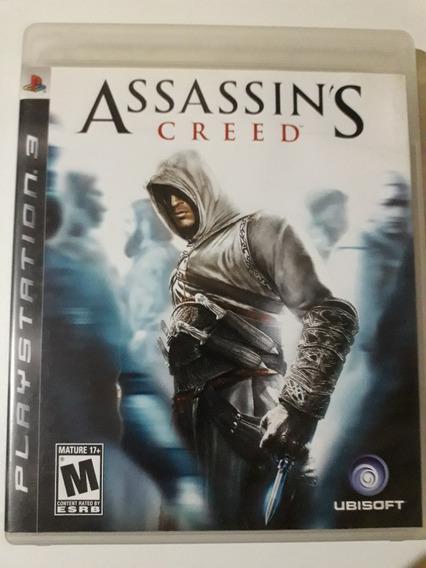 Assassins Creed Ps3 Mídia Física