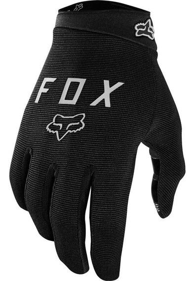 Guantes Bicicleta Ranger Negro Fox
