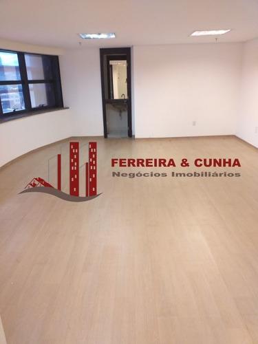 Sala Comercial Para Locação No Jardim São Paulo - Fc761