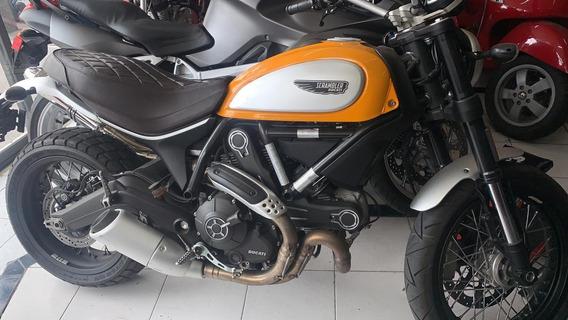 Motofeel Ducati Scrambler
