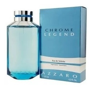Perfume Chrome Legend By Azzarro.