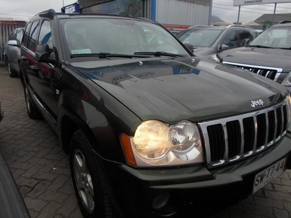 Jeep Grand Cherokee Limited 3.0 Tdi 4x4 Full Aut Año 2007