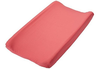 Trend Lab Waverly Pom Pom Juego Changing Pad Cover Coral