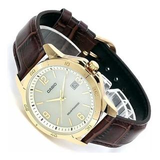 Reloj Casio Hombre,100% Original,línea Ecológica Elegante.