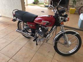 Honda Cg 125 Bolinha Cg Bolinha