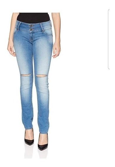 Jeans Dama Oggi Valery Aver Fun