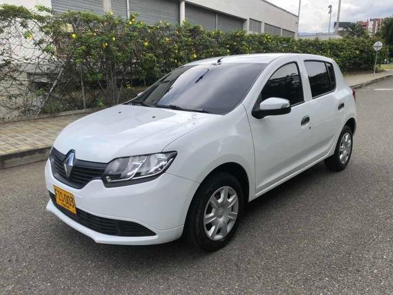 Renault Sandero, Modelo:2020 - 24200km, Motor:1600cc