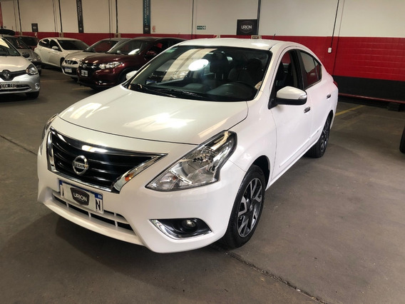 Nissan Versa 1.6 Exclusive At 2019 Urion Autos