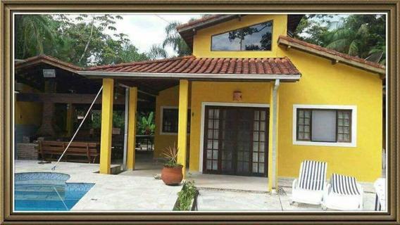 Casa Á Venda Em Guaratuba - Bertioga/sp