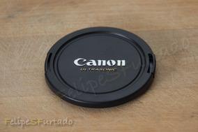 Tampa Frontal De Lente Canon 72mm