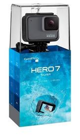 Gopro Hero 7 Silver + Kit Completo Com 58 Acessórios