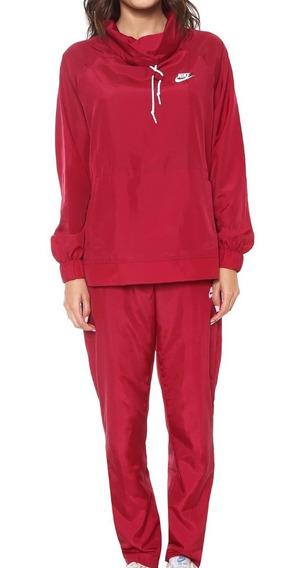 Agasalho Corta Vento Feminino Nike Sportswear Track Suit