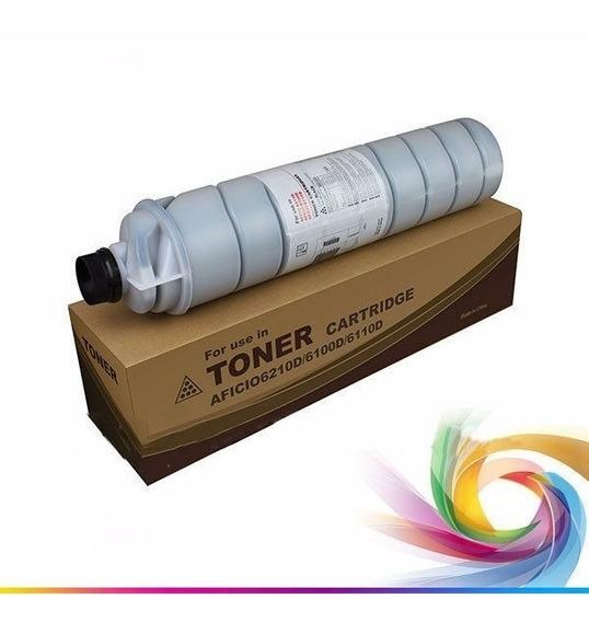 5 X Toner Compativel Ricoh Mp 1075 Mp 8001 5500 2060 1060