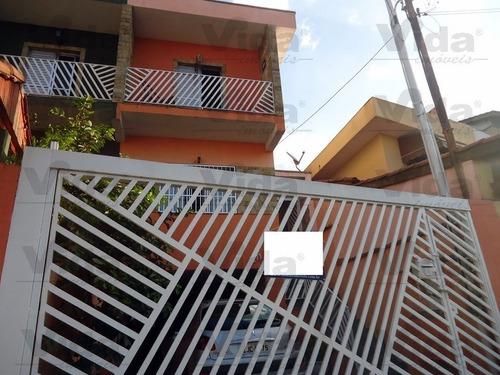 Casa/sobrado À Venda Em Jaguaribe  -  Osasco - 23566