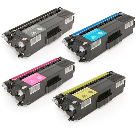 Kit Toner Colorido Tn310 Tn315 Para Hl-4150cdn Hl-4570cdw