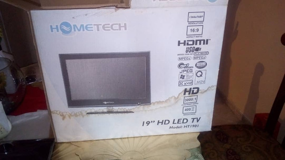 Televisor Monitor Led 19 Hometech