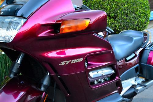 Imagen 1 de 15 de Honda St 1100 Pan European Excelente Manejo. Sin Fallas