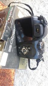Maquina De Fotografia Fujifilme Na Caixa