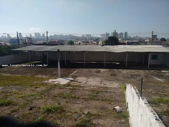 Terreno Para Locação Em São Bernardo Do Campo, Rudge Ramos - Elc01460_2-836931