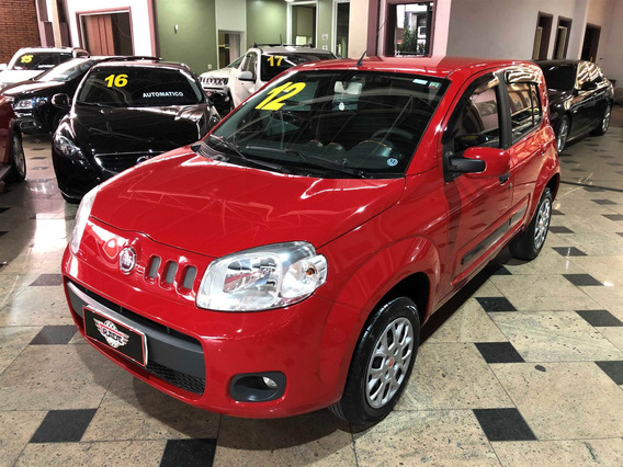 Fiat Uno 1.0 Evo Vivace 8v Flex 4p Manual 2011 2012
