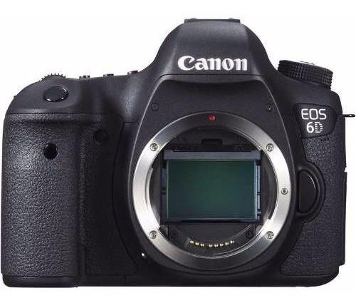Canon Eos 6d Kit 20,2 Full Frame 24-105 Mm F/4 Is Usm Ii