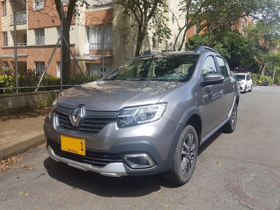 Renault Stepway Intens Full Mecánico 2020
