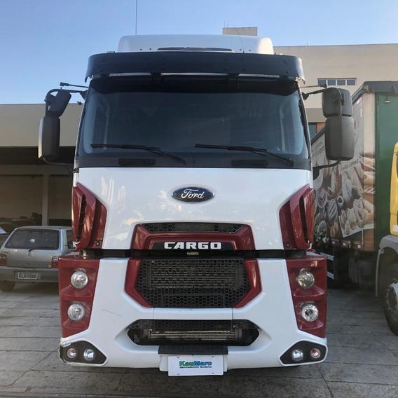 Ford Cargo 2842 Ano 2013 6x2 Truck Completo / Financia 100%