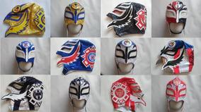 Máscaras Futbol Liga Mx - Rey Misterio - Varios Equipos