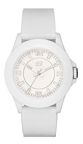 Reloj Blanco Para Mujer 41mm