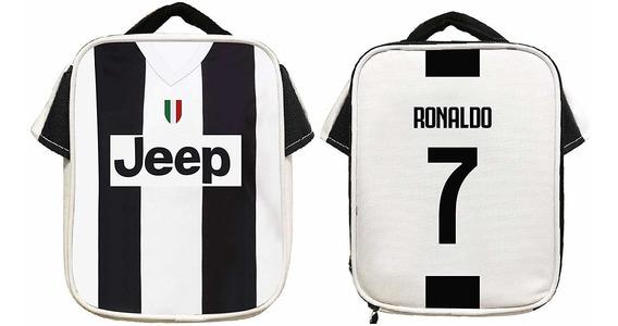 Lonchera Juventus Ronaldo #7 Cr7