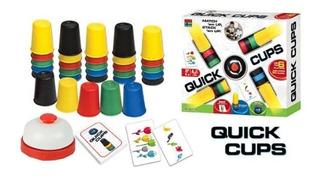 Juego De Habilidad, Quick Cups