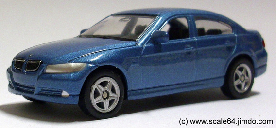 Welly Bmw 330 I Esc. 1/60 Rosario