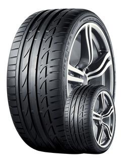 Combo 2u 225/55 R17 Y Potenza S001 Bridgestone Envío Gratis