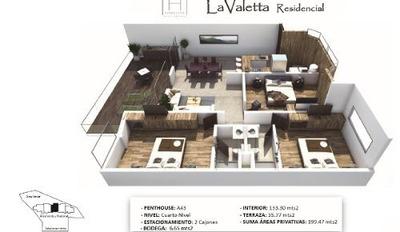 Hermoso Penthouse De Lujo Con Terraza Ubicado En Valetta Dentro De Milenio 3