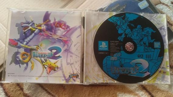 Digimon World 2 Ps1 Original Japonês Envio Cr